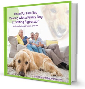 Free e-book on dog aggression